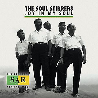 The Soul Stirrers - The Complete Sar Rec [CD] USA import