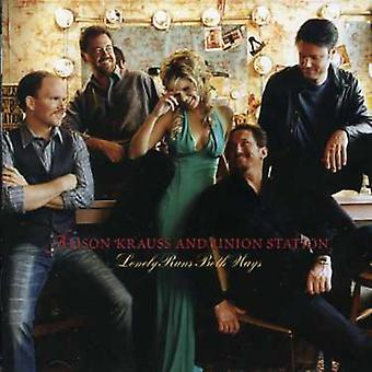 Alison Krauss & the Union Station - Lonely Runs Both Ways [CD] USA import