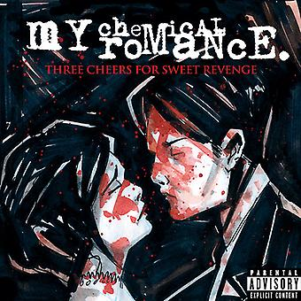My Chemical Romance - Three Cheers for Sweet Revenge [Vinyl] USA import