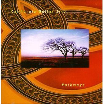 California Guitar Trio - Pathways [CD] USA import