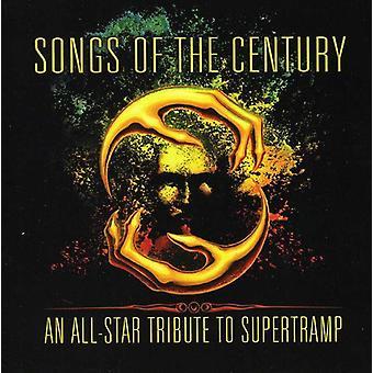 Kappaleita luvun - Tribute to Supertramp - kappaleita vuosisadan-kunnianosoitus Supertramp [CD] USA tuonti