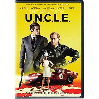 Man From Uncle [DVD] USA import
