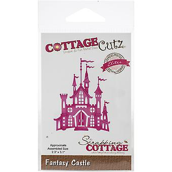 Scrapping Cottage Fantasy Castle