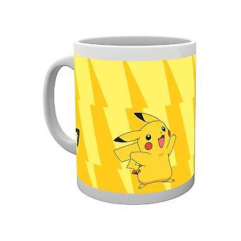 Pokémon, Mug - Pikachu Evolve