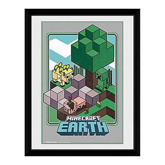 Minecraft Earth, Painting - Vintage