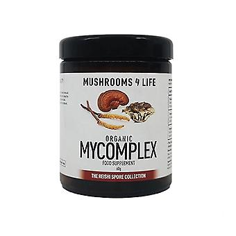 Mushrooms4Life Bio Mycomplex 60g (ML0096)