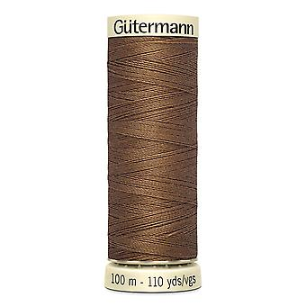 Gutermann Sew-all 100% Polyester Thread 100m Hand and Machine Colour Code  - 124