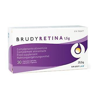 Brudy Retina 30 kapselia