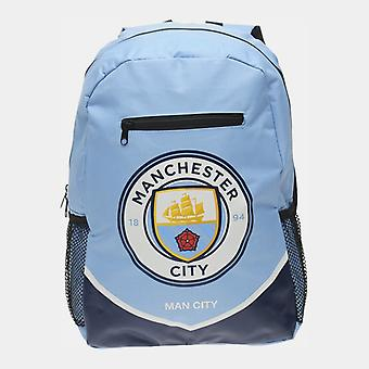 Unbranded Manchester City Football Backpack