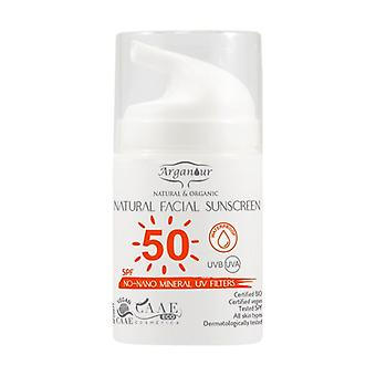 Facial Sun Protection SPF50 50 ml