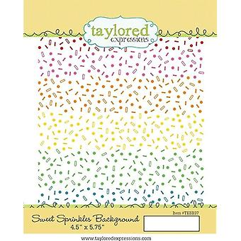 Taylored Expressions Sweet Sprinkles Background