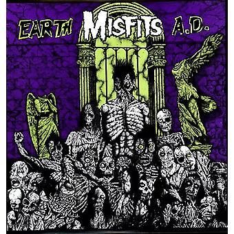 Misfits - Earth a.D. [Vinyl] USA import