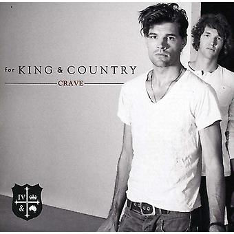 For King & Country - Crave [CD] USA import