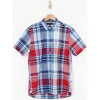 Tommy Hilfiger Madras Check Shirt - Multi