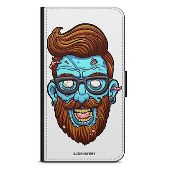 Bjornberry Wallet Case LG G5 - Zombie Hipster
