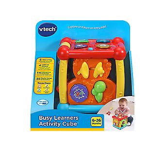 Vtech - a busy learners activity cube
