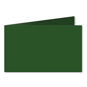 Deep Green. 153mm x 153mm. 6 Inch Square. 235gsm kaartblad.