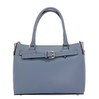 Avenida 67 Elbaxs66 Women's Light Blue Leather Handbag