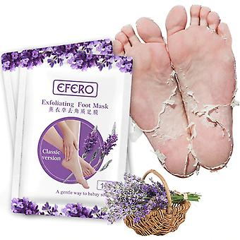 Moisturizing, Pedicure, Peeling Exfoliating Sock - Spa Foot Dead Skin Removal,