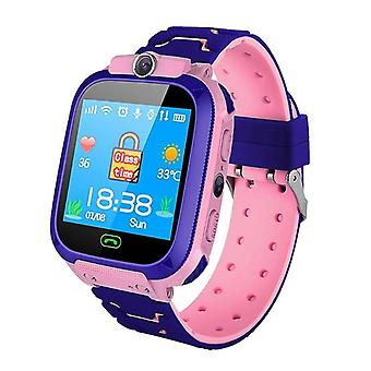Hot Smart Watch Watch monitoiminen -digitaalinen rannekello Baby Watch Q12