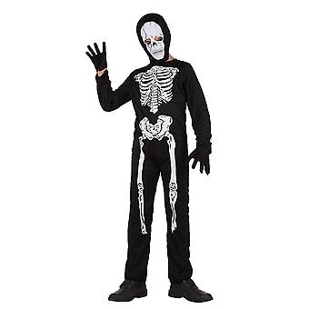 Skeleton Costume, Masquerade - Halloween