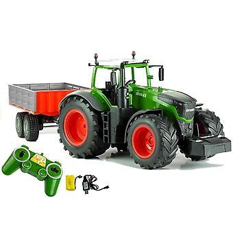 Tracteur RC avec benne basculante - tracteur contrôlable avec télécommande