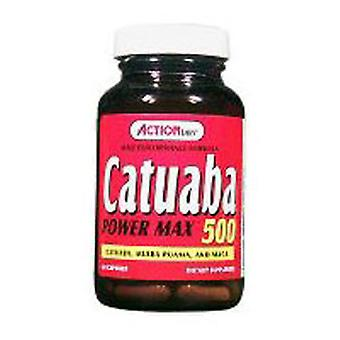 Natural Balance (Formerly known as Trimedica)  Catuaba Power Max, 500 mg, 60 Caps