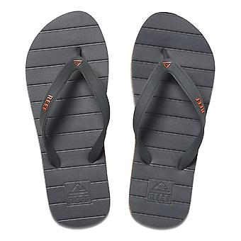 Reef Switchfoot Flip Flops - Grey / Orange