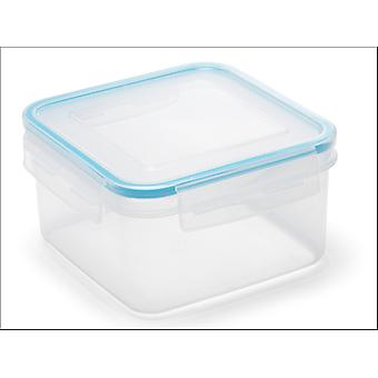 Addis Clip & Close Square Shallow Container 1.1L 503605