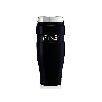 Thermos King Travel Tumbler Stainless Steel Blue 470ml 101509