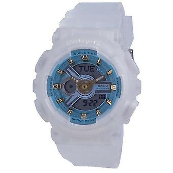 Casio Baby-g Maailman aikaa Kvartsi Ba-110sc-7a Ba110sc-7a 100m Women's Watch