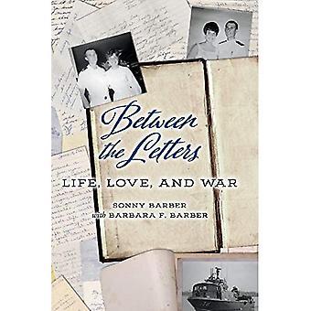 Tussen de letters: Het leven, liefde en oorlog