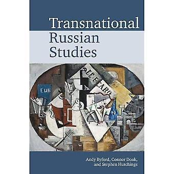 Transnational Russian Studies (Transnational Modern Languages)