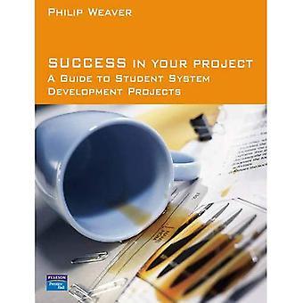 Succès de votre projet : Guide des projets de développement du système étudiant