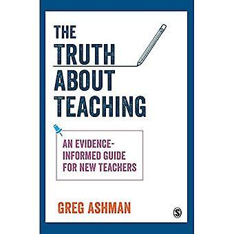 De waarheid over het onderwijs: een evidence-informed gids voor nieuwe leerkrachten