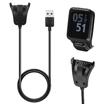 Data Sync Usb Oplader Clip Opladning kabel til Tomtom 2 3 Runner Watch
