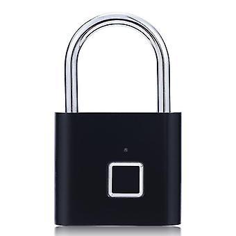 Smart Bluetooth, Rechargeable Door Lock, Fingerprint Anti-theft, Keyless