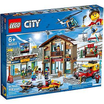 レゴ 60203 スキーリゾート