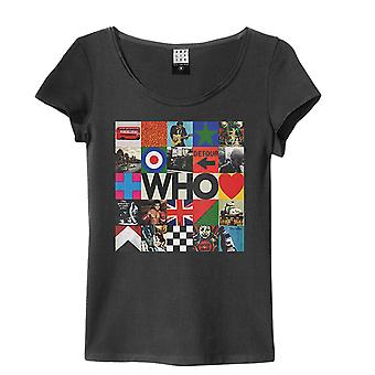 Amplified The Who By The Who T-Shirt