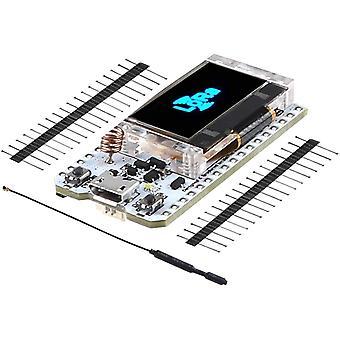 Makerhawk esp32 lora development board sx1276 868 915mhz wifi module iot board dual core 240mhz cp21