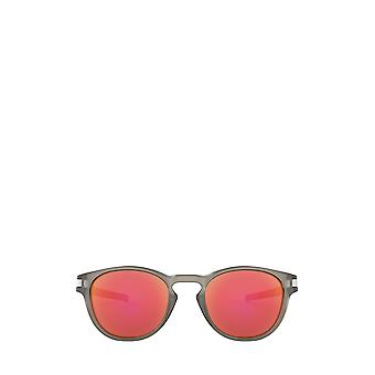 أوكلي OO9265 غير لامع رمادي الحبر النظارات الشمسية للجنسين