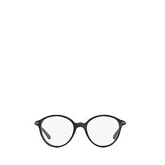 Giorgio Armani AR7029 brushed black male eyeglasses