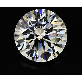 Excellent Cutting Test Positive Lab Diamond Gemstones