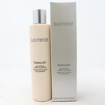 Laura Mercier Makellose Haut Balancing Creme Cleanser 6.7oz/200ml neu mit Box
