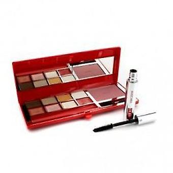 Pupa Pupa Palette A Porter Red & white