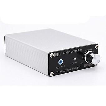 XH-M541 TPA3116D2 2x50W HIFI Lossless Class D Audio Amplifier Support Audio Input