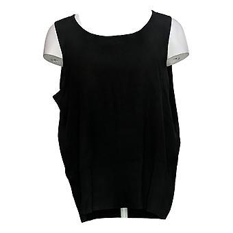 Linea de Louis Dell'Olio Women's Whisper Knit Tank Black A302609