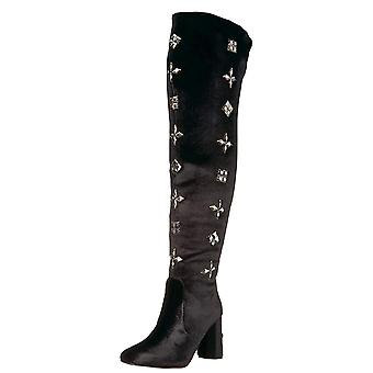 Penny Loves Kenny Womens KEVEL Closed Toe Knee High Fashion Boots