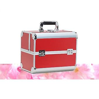 Portable Professional, Cosmetic Suitcases, Travel Makeup Bags Box