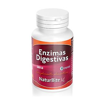 Digestive enzymes 60 tablets